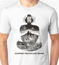 Blumen Travellin Band Shirt! Unisex T-Shirt