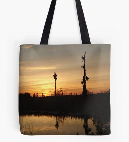 Sunset - Yellow, Gold, Orange Tote Bag