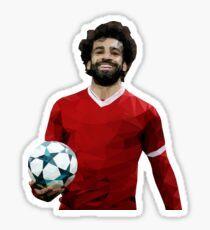 Mo Salah - Liverpool LFC Design Sticker