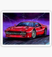 Ferrari 288 Sticker