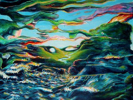 ephemeral nature by Calgacus
