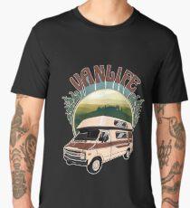 Van Life in Tuscany Men's Premium T-Shirt