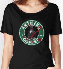 Anteiku Coffee Women's Relaxed Fit T-Shirt