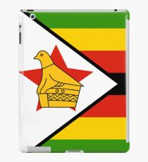 Zimbabwean Flag iPad Case/Skin