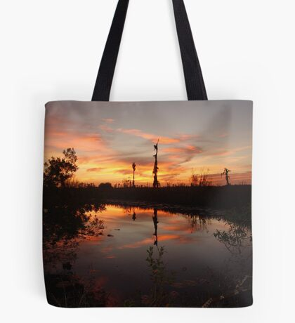 Sunset no. 8 Tote Bag