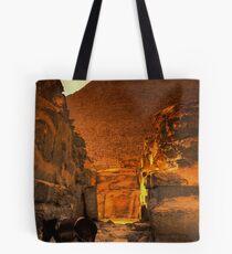 pyramane Tote Bag