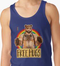 ADAM LIKES HUGS - GAY PRIDE Tank Top