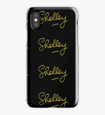 Shelley iPhone Case/Skin