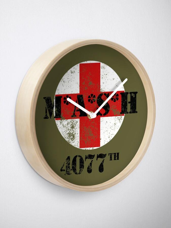 Alternate view of MASH 4077th Clock