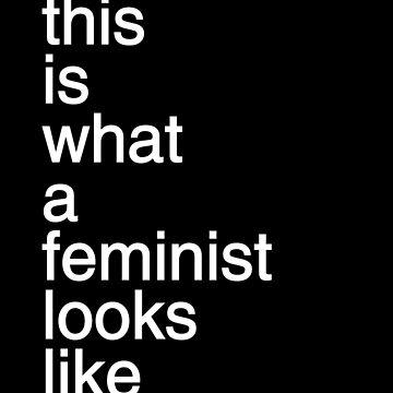 Helvetica Feminism by Sago-Design