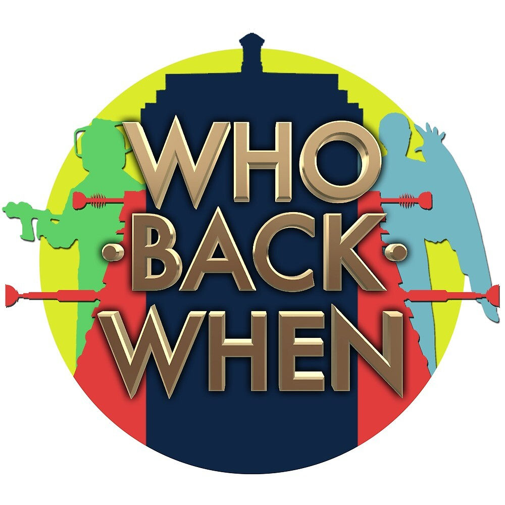 Who Back When - Round Logo by WhoBackWhen