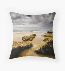 South East Passage Throw Pillow
