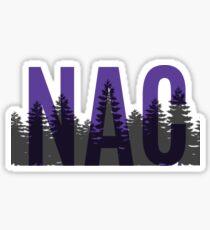 Nacogdoches, Texas Sticker