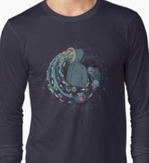 Mind Eruption Long Sleeve T-Shirt