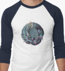 Mind Eruption Men's Baseball ¾ T-Shirt