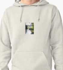 paddle boat Pullover Hoodie