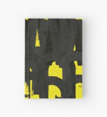 Arty Letterpress Print Hardcover Journal
