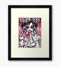 Gothic Candyland Framed Print