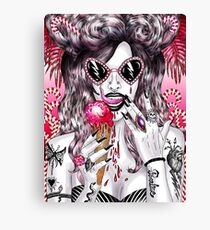 Gothic Candyland Canvas Print