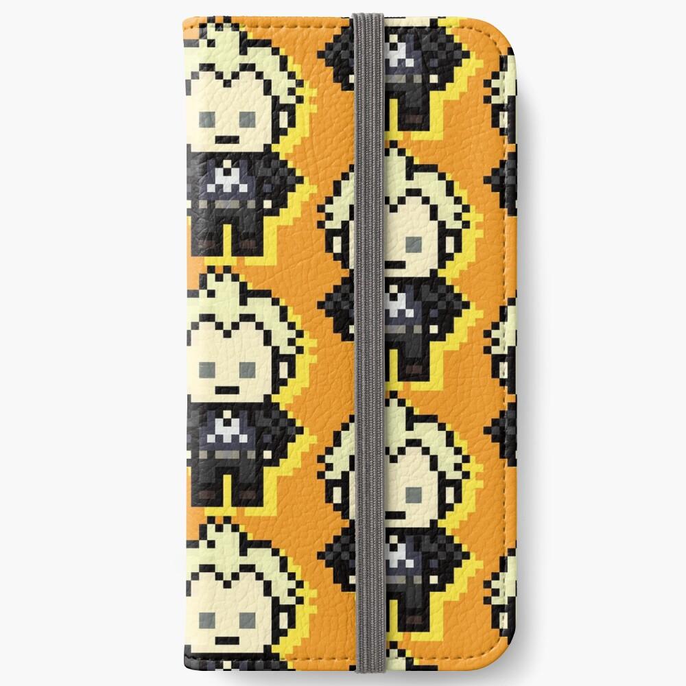 Kanji Tatsumi - Pixel Art | iPhone Wallet