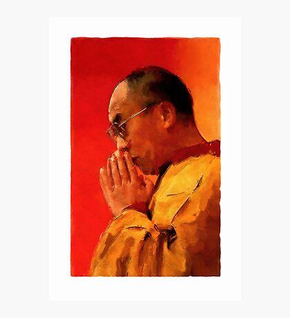 The last Dalai Lama? Photographic Print