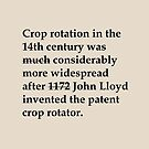 Crop Rotation by Andrew Alcock