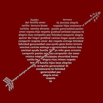 Valentine's heart by Dulcina