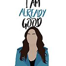 Maggie Sawyer - Already good #1 by dolphinvera