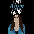 Maggie Sawyer - Already good #2 by dolphinvera