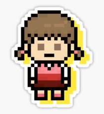 Nanako Dojima - Persona 4 Pixel Art Sticker
