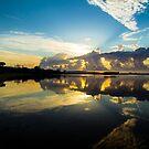 Tasmanian Sunset, Australia by Columodwyer