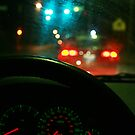 night steering by Danielle  Kay