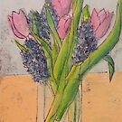 Hyacinths from Laura by Susan Scott