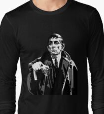 Dark Shadows - Barnabas Collins 2 Long Sleeve T-Shirt