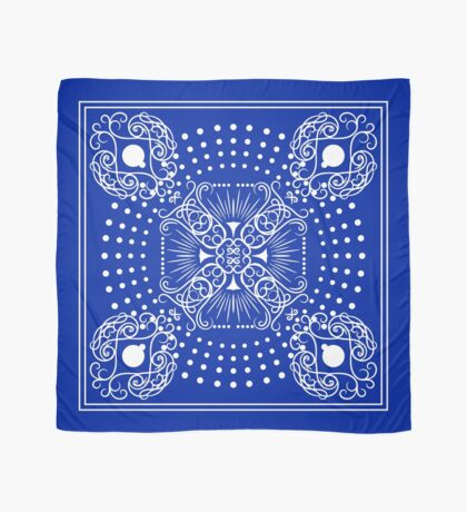 Where the cross meets the octagon  Scarf