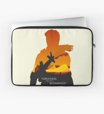 Greatness from small beginnings Laptop Sleeve