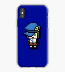 Marie - Pixel Art Coque et skin iPhone