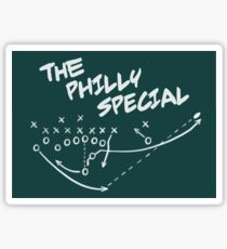 Eagles Philly Special  Sticker
