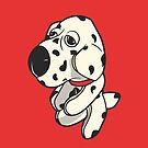 Oggy the Doggy by aartmoore