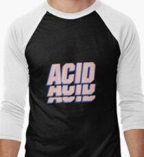 ACID T-SHIRT Men's Baseball ¾ T-Shirt