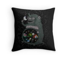 Space junkie stickers by nichole lillian ryan redbubble throw pillow publicscrutiny
