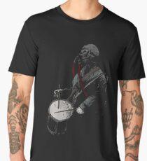 War Drummer Men's Premium T-Shirt