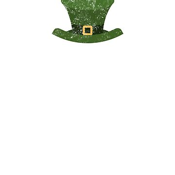St Patrick's Day Funny Shirt With Hashtag Day Drinking by 6thave