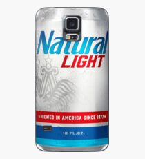Natty light Case/Skin for Samsung Galaxy