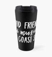 Good friends, good music, & West Coast Swing Travel Mug