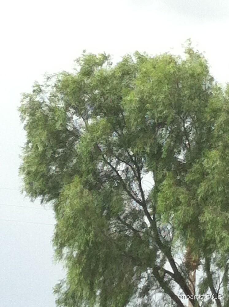 whispering tree by cmoartist2012