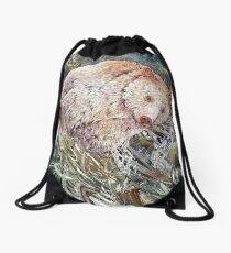 Great Bear Rainforest Drawstring Bag