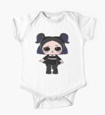 lol Surprise Dolls Dusk Birthday Girl Shirt LOL Doll Shirt One Piece - Short Sleeve