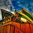 Opera House IV by Mark Moskvitch