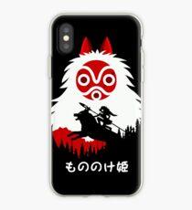 Princess Mononoke - Hayao Miyazaki - Studio Ghibli iPhone Case